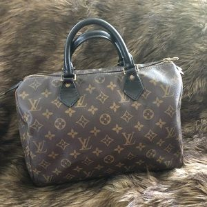 💯 Louis Vuitton Speedy 30